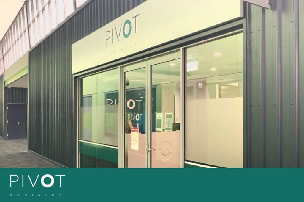 Pivot Podiatry is open and at your service